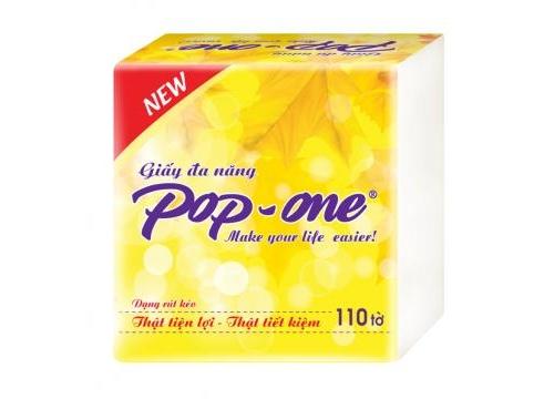Giấy Vệ Sinh Đa Năng Pop-one 10*21cm