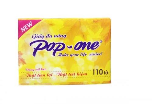 Giấy Vệ Sinh Đa Năng Pop-one 15*21cm