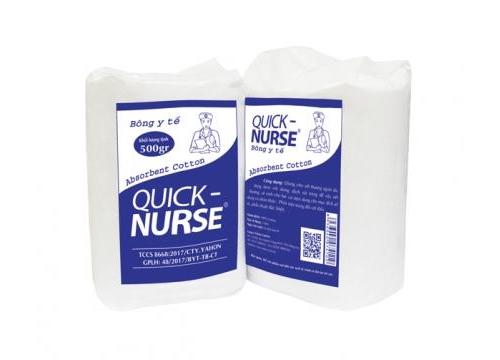 QUICK-NURSE Absorbent Cotton 500g